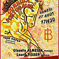 Cazaubon-barbotan corrida portugaise - feria de frejus : la reconquista