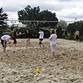 Beach Volley Lescar 10 Avril 2013
