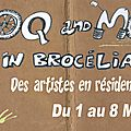 Croq and mob in brocéliande