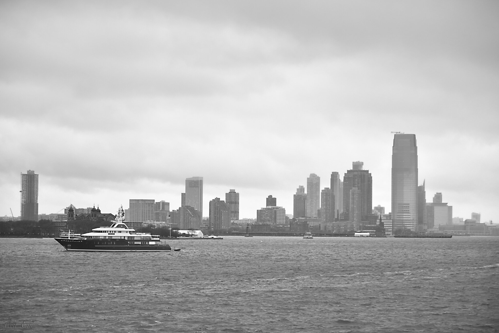 On the ferry (7)