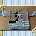 Je tricote pour ma descendance #4