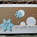 It snows Cards {4}