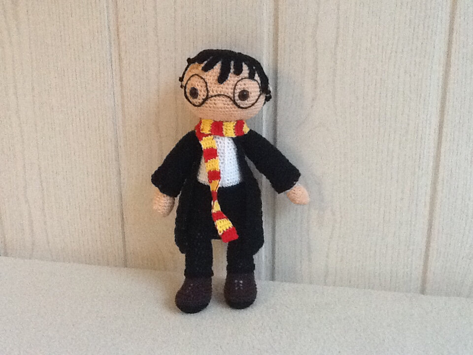 Harry Potter au crochet