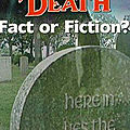 Faces of death - fact or fiction ? (faces of death : entre mythe et réalité...)