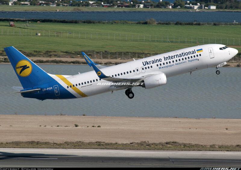 234 UR-PSR Boeing 737-8KV MSN 38124 Line No 5977