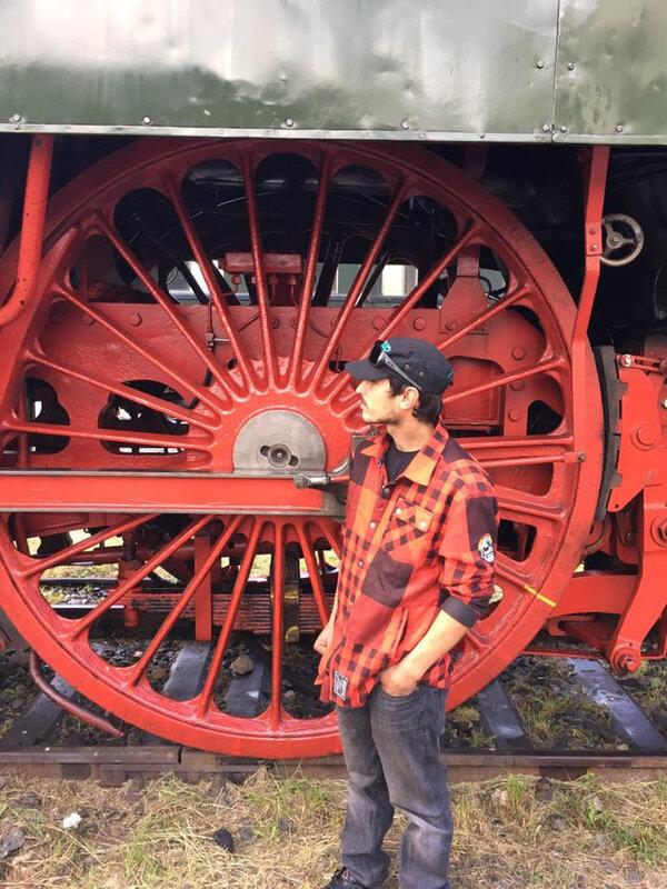 roue fer