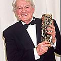 Jean Marais reçoit un César d'honneur