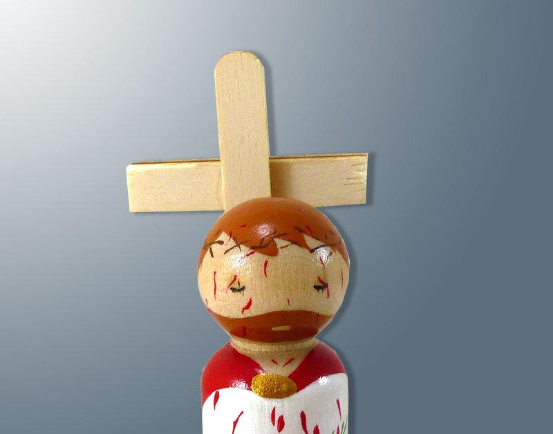 mort de Jésus