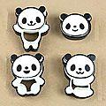 🐼 jolis petits gâteaux panda