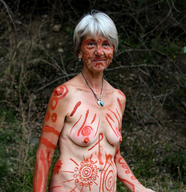 peintures corporelles 2