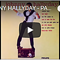 Pas cette chanson - johnny hallyday (partition - sheet music)