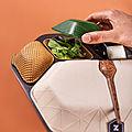 Les plateaux-repas comestibles sont-ils l'avenir de la restauration en vol ?