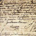 BUTIE Charles_Acte Décès 1759 - Port-Louis - Mauritius