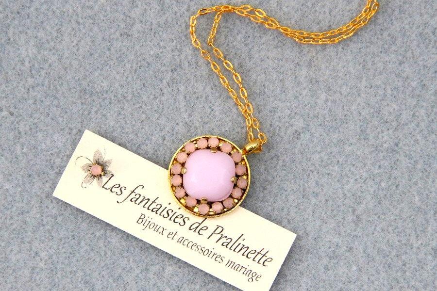 bijoux-mariage-soiree-temoin-pendentif-berenice-cristal-rose-alabaster-strass-rose-opal