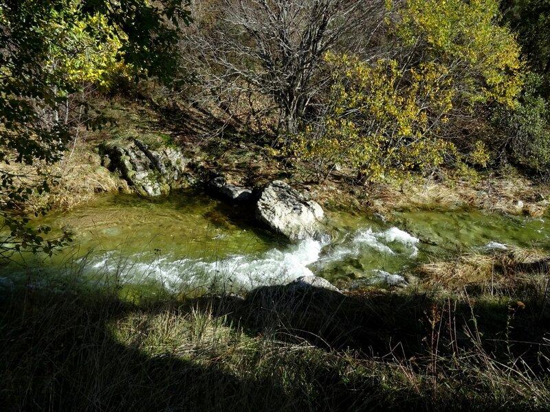 abbaye ruisseau du Mazan