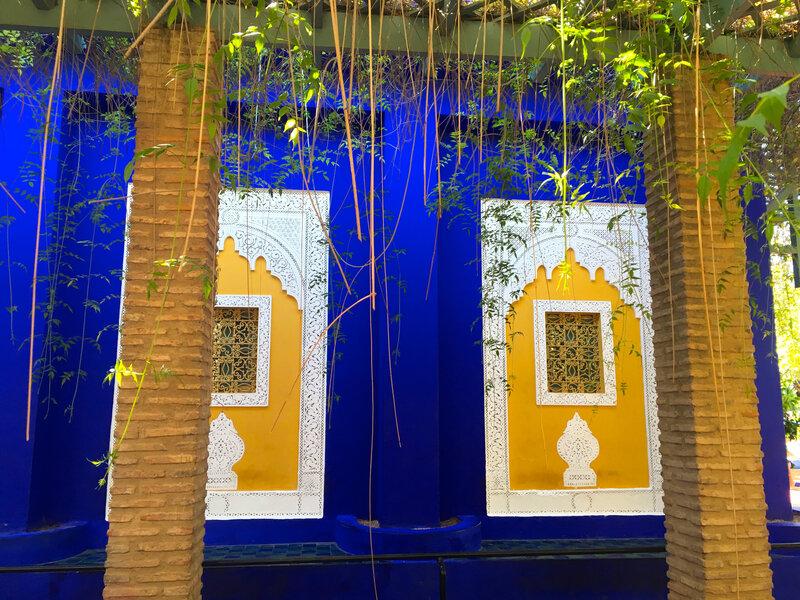 belles couleurs du musée Berbère