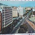Toulon - avenue du maréchal Foch datée 1967