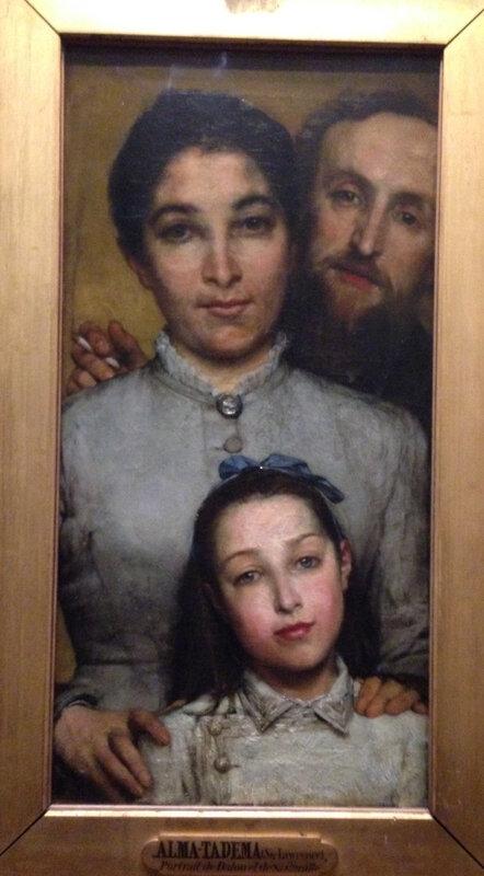 Famille Dalou