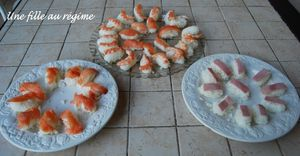 Nigiris_saumon__crevettes__jambon