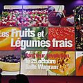 Photos de la nuit des fruits et legumes a wagram
