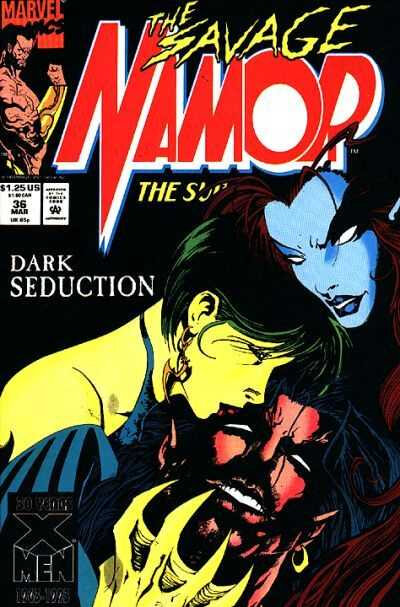 namor the sub-marine 1990 36