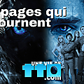 Les pages qui se tournent