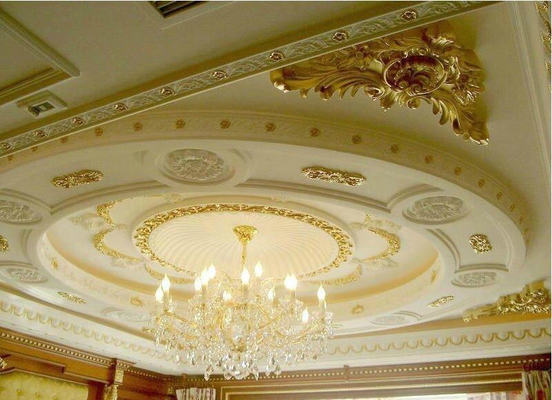 Platre Maroc Photo : Décoration de pl tre marocain en images mon plafond platre