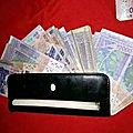 Portefeuille magique ( porte monnaie magique )
