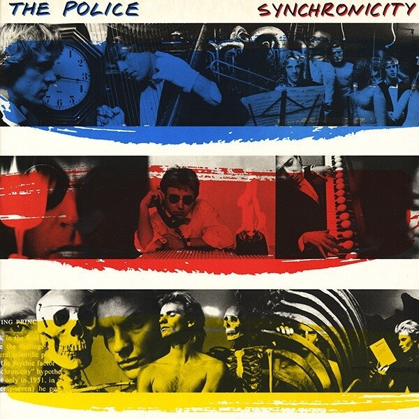 Quot Synchronicity Quot The Police Rock Fever