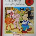 Livre collection ... mickey et la ville fantôme (1978) * gentil coquelicot *