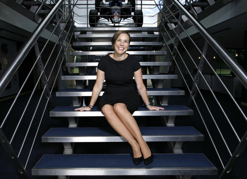 CLAIRE WILLIAMS HER