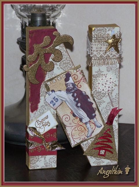 Monogramme de Noël