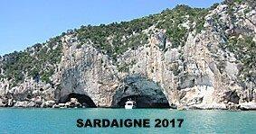 MESSAGE DE CATHERINE : SEJOUR RANDONNEE EN SARDAIGNE MAI 2017