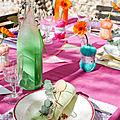 Table d'été #2