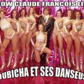 Youbicha - Show Claude François Live
