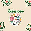 Lecture thématique : sciences