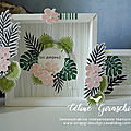 Atelier chez benedicte - home deco chic tropical