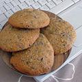 Kty, le retour... avec une fournée de cookies light