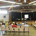 Conférences du 17 septembre 2011