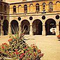 Le couvent des minimes à saint-chamond