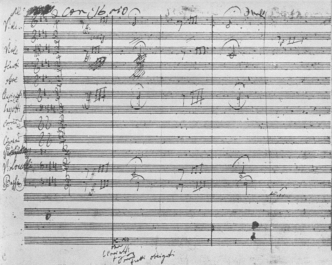 La 5e symphonie de Beethoven