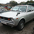 Datsun cherry 100a berline 2 portes 1978