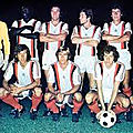 19 septembre 1973 NICE -BARCELONE ... COUPE UEFA