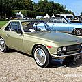 La nissan silvia 1600 coupé (csp 311) de 1966 (9ème classic gala de schwetzingen 2011)