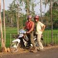 38- LAOS - Derniers jours au Laos aux alentours de Paksé