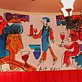 Londres , Café rouge
