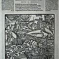 page d'incunable , édition de l'Eneïde chez Giunta à Venise