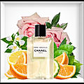 Paris deauville - eau de toilette - chanel