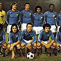 17 novembre 1976 FRANCE-EIRE ... MATCH QUALIFICATIF POUR ARGENTINA 78