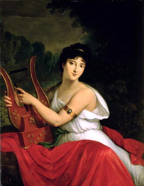 Éléonore Denuelle de La Plaigne, éphémère maîtresse de Napoléon Ier
